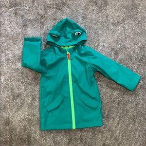 Cat & Jack toddler rain jacket
